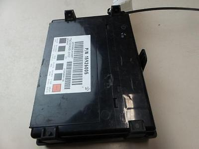 Holden Commodore Ecu Ve, Bcm, P/n 15926005, 08/06-04/13