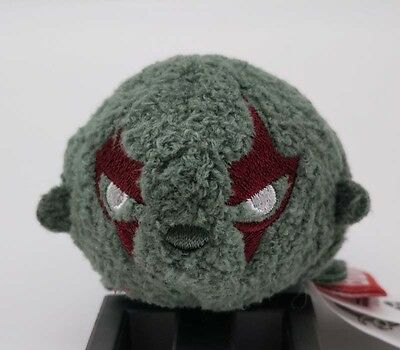 "2017 Disney Store Tsum Tsum Marvel Guardians of the Galaxy 2 DRAX 3.5""Plush Doll"