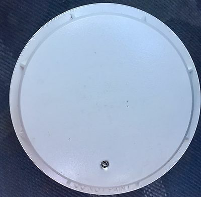 Simplex 4098-9601 Fire Alarm Photoelectric Smoke Detector Head FREE SHIPPING !!!