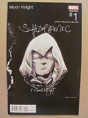 Moon Knight #1 Marvel Comics 2016 Series Hip Hop Variant 9.6 Near Mint+
