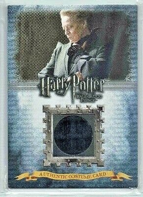 Harry Potter Half Blood Prince Smith Minerva McGonagall C9 Costume Card 047/490