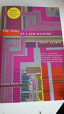 The Soul of a New Machine by Tracy Kidder (Paperback / softback)