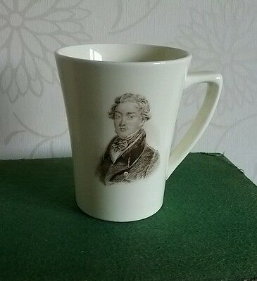Minton 1934 Commemorative Mug Richard Lander 1834 Truro F R Pascoe Mayor