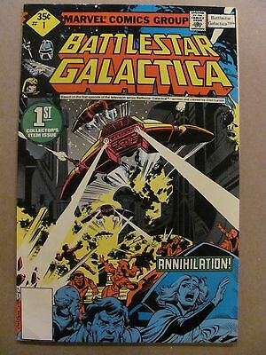 Battlestar Galactica #1 #2 #3 #4 #5 #6 #7 #8 Marvel Comics 1979 Series