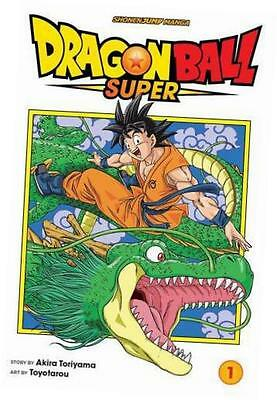 Dragon Ball Super Manga Vol. 1 Brand New