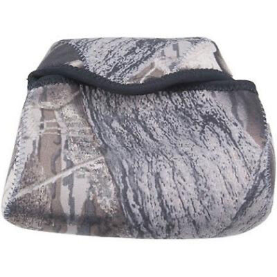 Op/Tech 6110112 Soft Pouch Case Bag for Small Porro Prism Binoculars - Nature