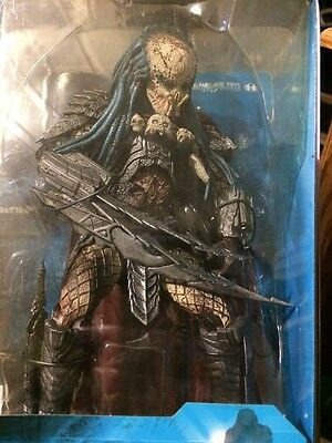 "Elder Predator 8 1/4"" Alien Vs Predator 2004 New In Package"