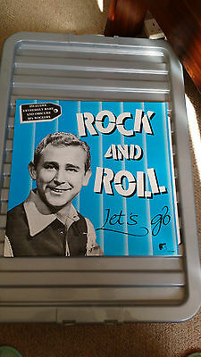 Rock And Roll - Let's Go - White Label - Extremely Rare And Obscure 50's Rockers