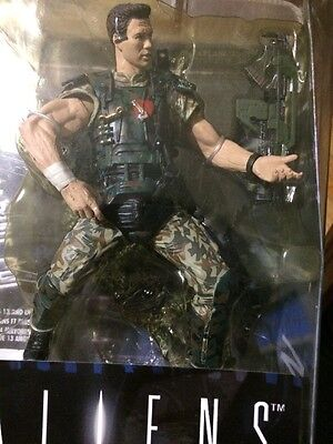 """Colonial Marine Corporal Hicks Alien 2004 New In Package 6"""" (1 Of 3 Variations)"""