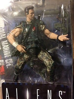 """Colonial Marine Corporal Hicks Alien 2004 New In Package 6"""" (2 Of 3 Variations)"""
