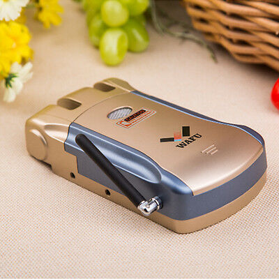 Wireless Invisible Keyless Entry Security Home Smart Remote Control Lock