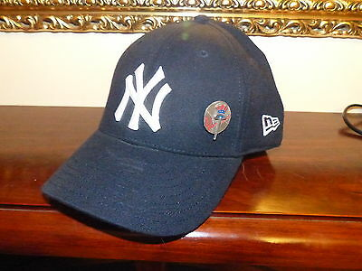 New York Yankees  Cap + Cap Pin