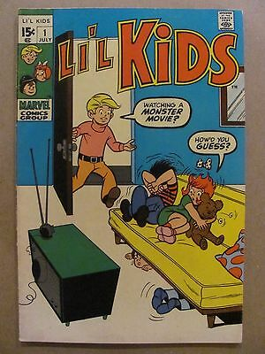 Li'l Kids #1 Marvel Comics 1970 Series