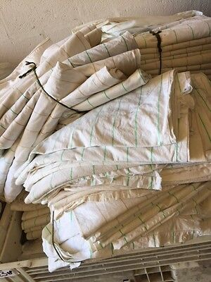 5kg of material to be used as cloths / rags.  Great for workshops / mechanics.