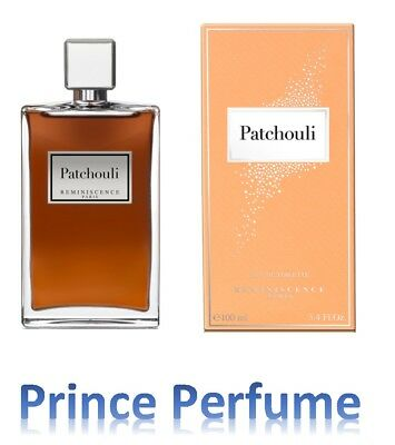 REMINISCENCE PATCHOULI EDT VAPO NATURAL SPRAY - 100 ml