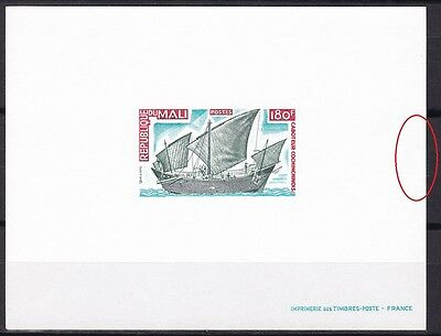 Mali Sc270 Ship, Coaster, Cochin China, Deluxe Proof