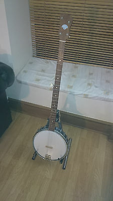 Banjo 5 String Long Scale Resonator John Grey Collection only from SP8,Dorset