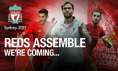 Liverpool FC vs Sydney FC Tickets ANZ Stadium