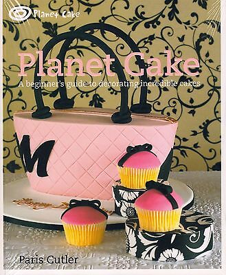Planet Cake by Paris Cutler BRAND NEW BOOK (Paperback 2009)