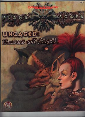 UNCAGED Face of Sigil Planescape Price Includes delivery in UK