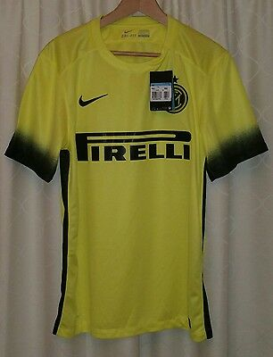 INTER MILAN away shirt nike 2015 - 16 new with tags