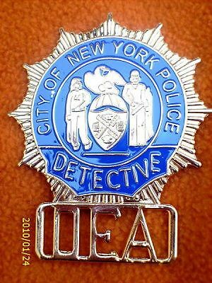 Detective City of New York Police Badge