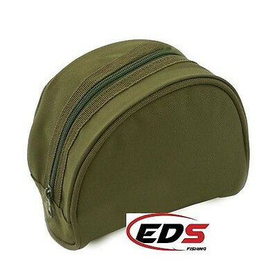 EDS Large Pade Reel Case Coarse Carp Fishing Reels Tackle Protector 1, 2, 3