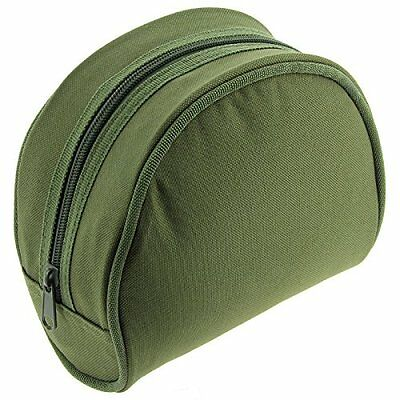 EDS Paded Zip Reel Case Case Coarse Carp Fishing Reels Tackle Protector 1, 2, 3