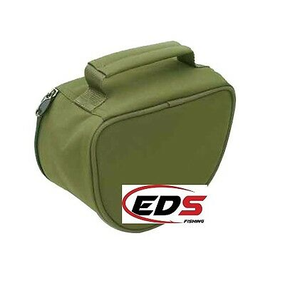 EDS Deluxe Reel Case Coarse Carp Fishing Reels Tackle Protector 1, 2, 3
