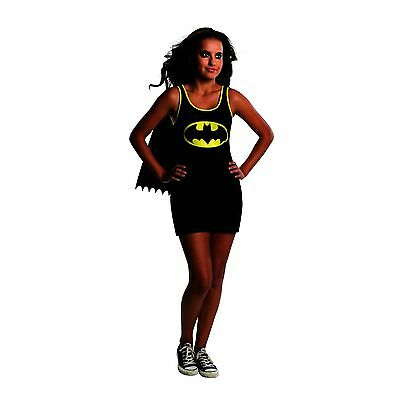 DC Comics Batgirl Tank Dress Teen Costume