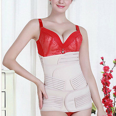 Maternity Postnatal Belt After Pregnancy Belly Band Waist Corset Women Slim Set