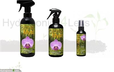Orchid Myst Growth Technology Flowering Hydroponics Nutrients Plant Additives