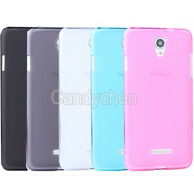 Soft Silicone Gel TPU Back Case Cover Skin Shell For 5.5'' Coolpad Modena E501