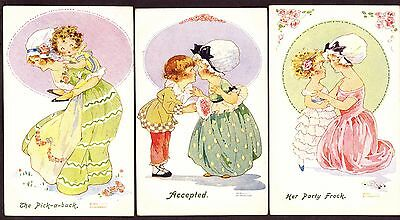 Postcard: Artist signed - Agnes Richardson (9) Not Posted - Very Fine.