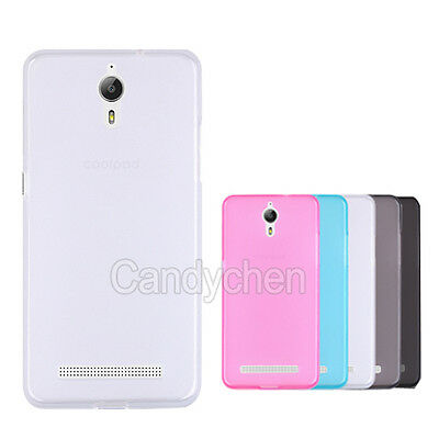 Soft Silicone Gel TPU Back Case Cover Skin Shell For 5.0'' Coolpad Porto S E570