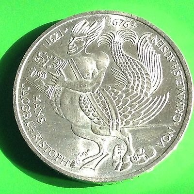 1976 Germany Silver 5 Mark Coin