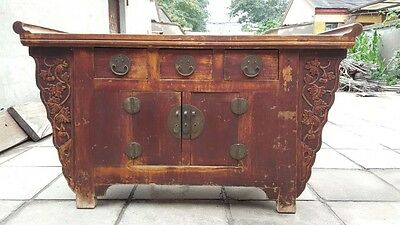 Chinese Antique Altar Cabinet