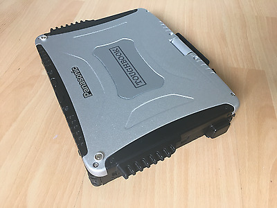 0 HEURES Panasonic Toughbook CF-19 PC Portable Tablet Ultra Solide Windows 7