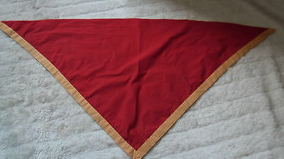 Scouts Red & Yellow Neck Scarve Must L@@k !!
