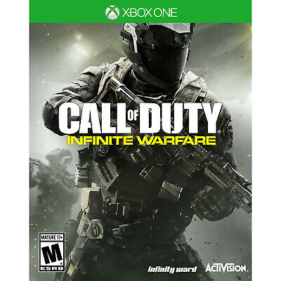 Call of Duty: Infinite Warfare Xbox One [Factory Refurbished]