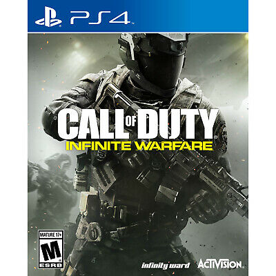 Call of Duty: Infinite Warfare PS4 [Factory Refurbished]