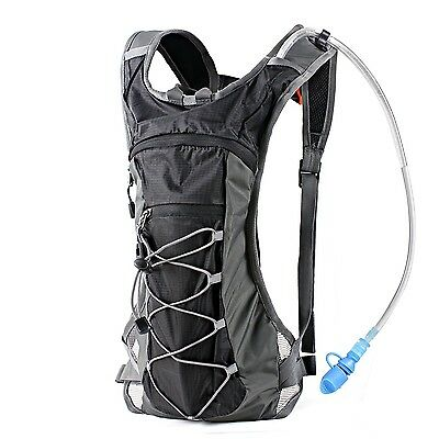 Hydration Pack Backpack with 70 oz 2L Water Bladder for Running Hiking Cyclin...