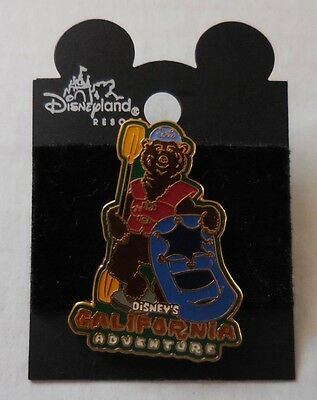 Disney Pin DLR GRR with Raft Pin New