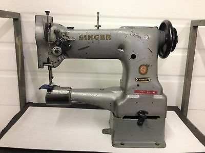 Singer 153W103 Cylinder Bed Walking Foot Vert Bobbin   Industrial Sewing Machine