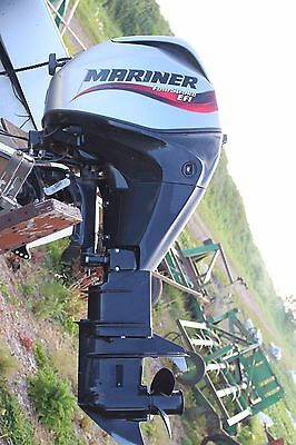 *REDUCED* Mariner 30hp Outboard (20 hrs use), boat, trailer & 2 spare outboards