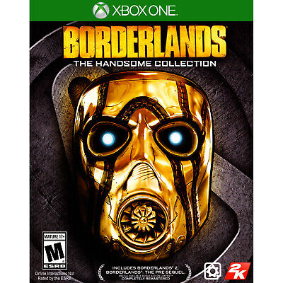 Borderlands: The Handsome Collection Xbox One [Brand New]