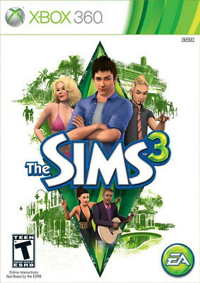 The Sims 3 Xbox 360 [Factory Refurbished]