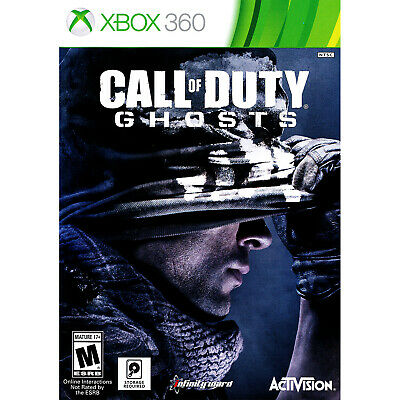 Call of Duty: Ghosts Xbox 360 [Factory Refurbished]