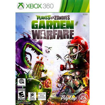 Plants vs. Zombies: Garden Warfare Xbox 360 [Factory Refurbished]