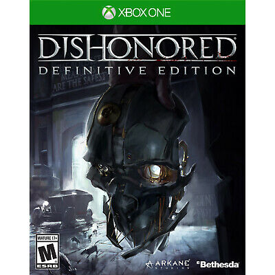 Dishonored: Definitive Edition Xbox One [Factory Refurbished]
